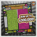 Colossal Crossword  scratch ticket