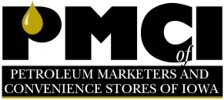 Petroleum Marketers and Convenience Stores of Iowa logo