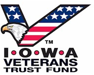 Iowa Veterans Trust Fund logo